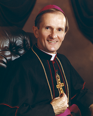 Most Rev. Stanley J. Ott, Third Bishop of Baton Rouge